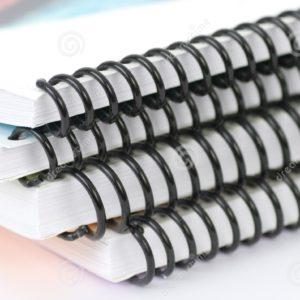 In tài liệu, sách